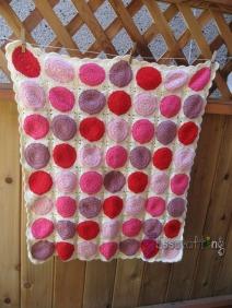 Circle Baby Blanket
