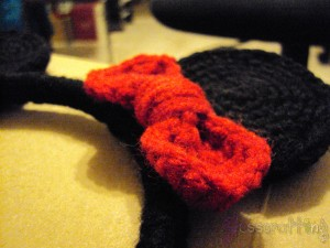 Minnie Mouse Headband1