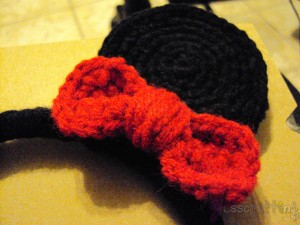 Minnie Mouse Headband2