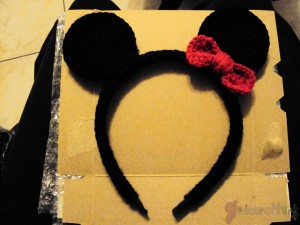 Minnie Mouse Headband3