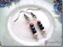 4 Pearl Earrings1